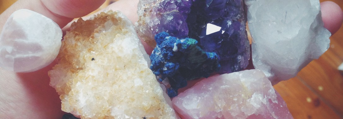 Crystals, Mercury retrograde and the full moon – am I going loopy?