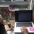 blogging turned my world upside down