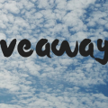 it's giveaway time