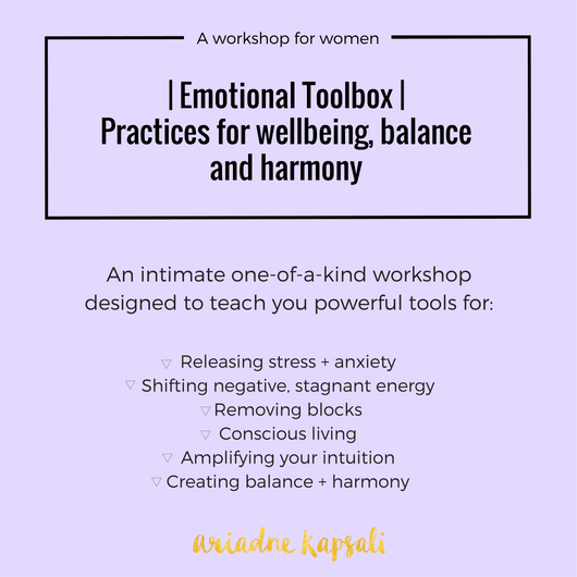 emotional toolbox
