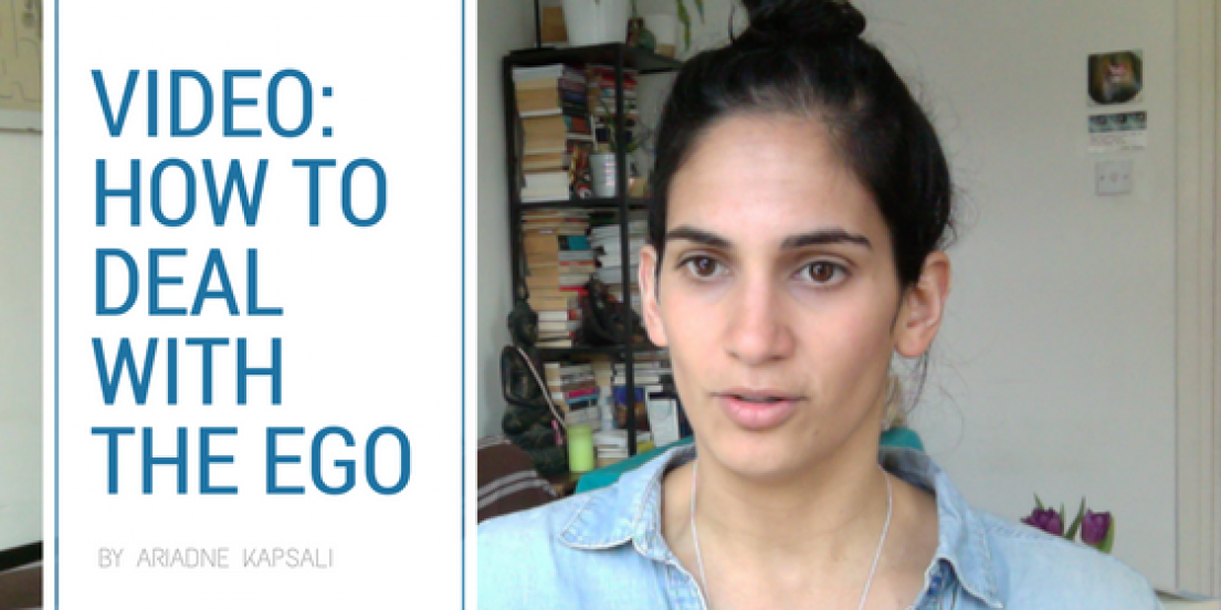 Video: How to deal with the Ego